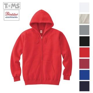 [톰스] 고급형 쭈리 후드집업 티셔츠/아동 성인